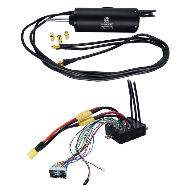 Group F6 Electric Skateboard Kit (Includes High Current FSESC 200A and FS65161 100KV Motor) (4276736589959)