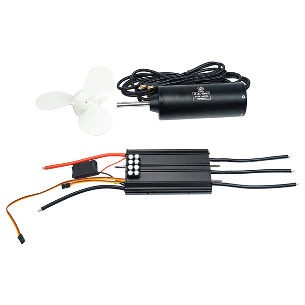 Group F5 Electric Skateboard Kit (Includes Seal 300A ESC 14S and FS65161 100KV\ 120KV Motor)