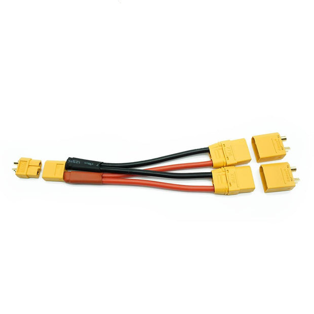 Y Type Cable for Setting up two single ESC for Electric Skateboard (2378283352124)
