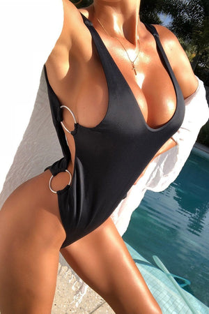 Bali one piece - Plumeria Swimwear