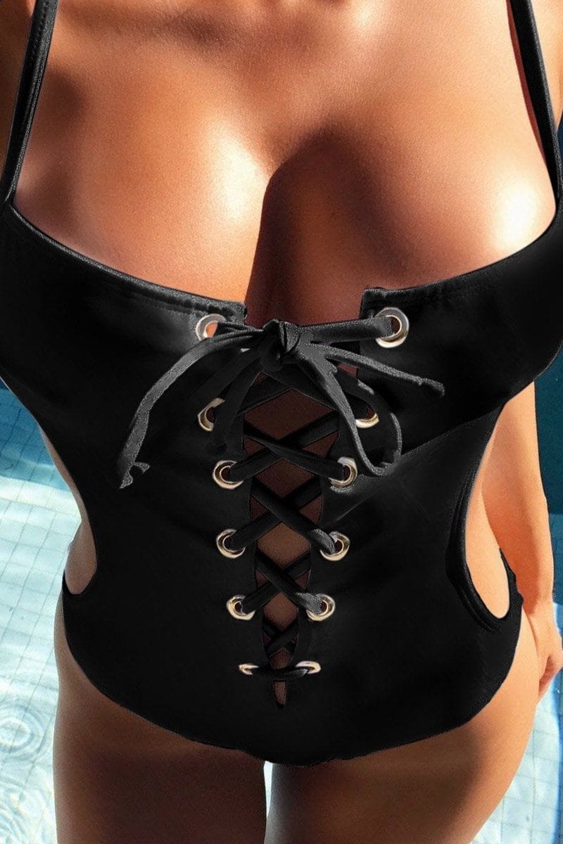 Bella Backless Monokini