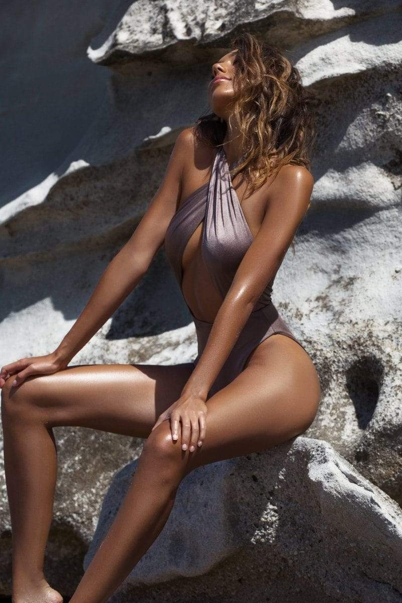 Alessia One Piece Silver Star