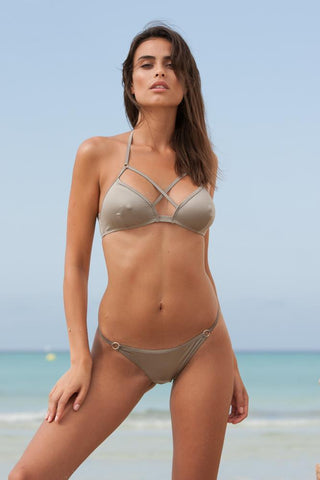 Lucia bikini Cherry Red Top - final sale