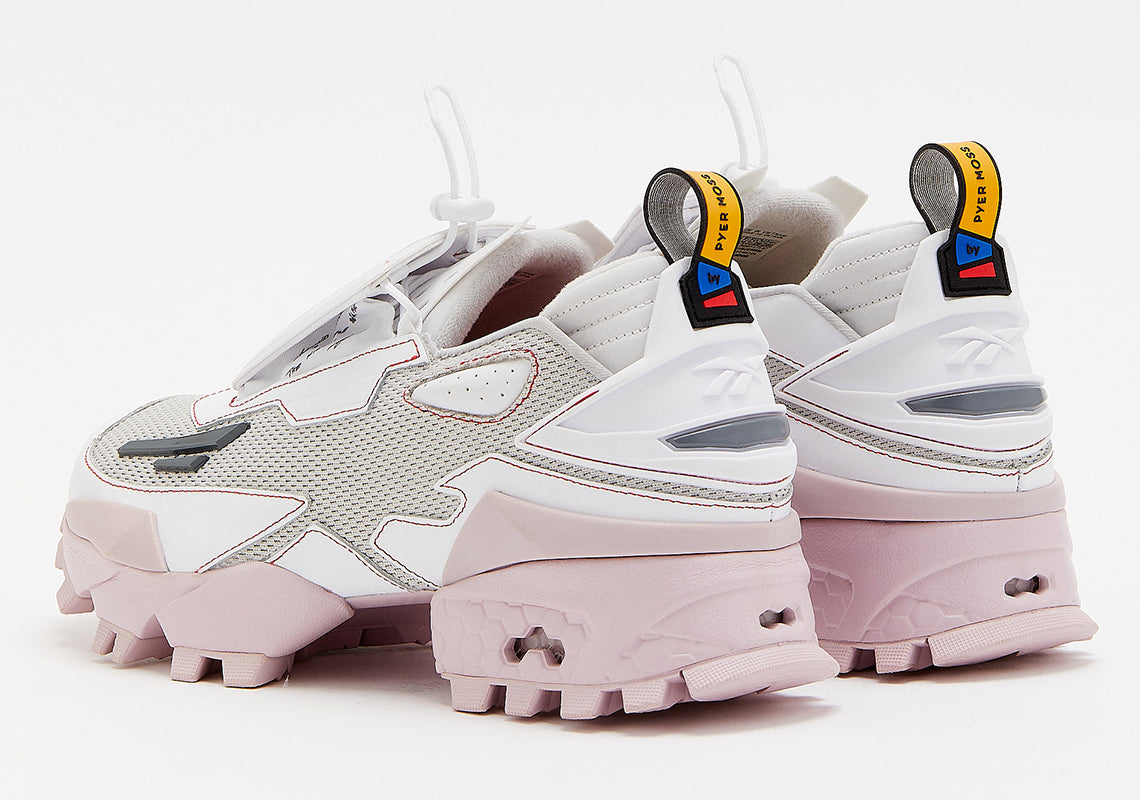 """Pyer Moss x Reebok Experiment 4 """"Old White"""""""
