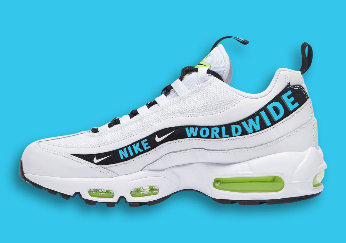 "The Nike Air Max 95 ""Worldwide Pack"""