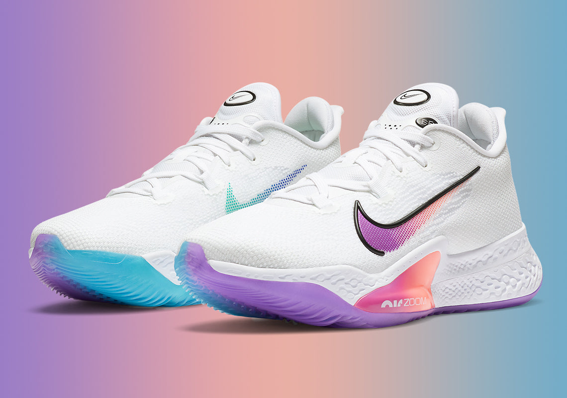 "Nike Air Zoom BB NXT ""White/Hyper Violet"""