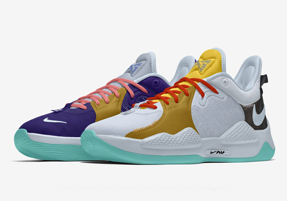 Nike By You PG 5