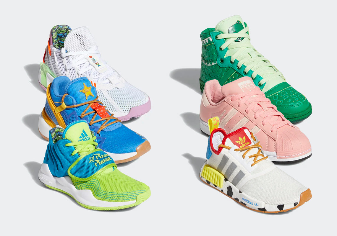 Toy Story x adidas Kids Collection