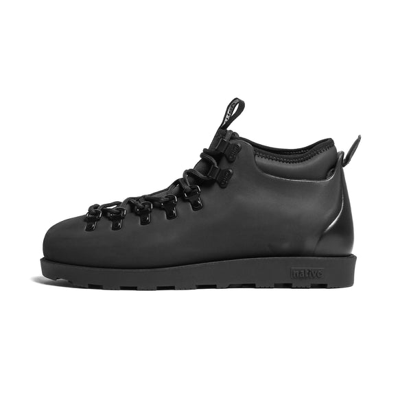 Черевики unisex Native Fitzsimmons CITYLITE Jiffy Black 2020 | 31106800-1000