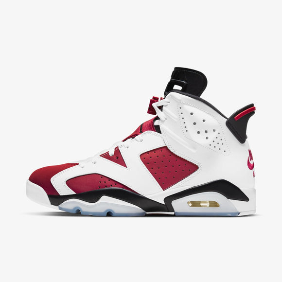 Кросівки Air Jordan 6 Retro Carmine | CT8529-106