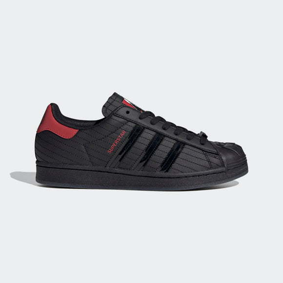 Чоловічі кросівки adidas Superstar Star Wars Darth Vader | FX9302
