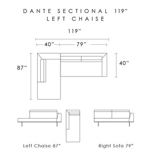 DANTE SECTIONAL