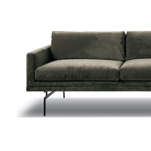 "FLEX 102"" SOFA WITH WOOD TRAY"