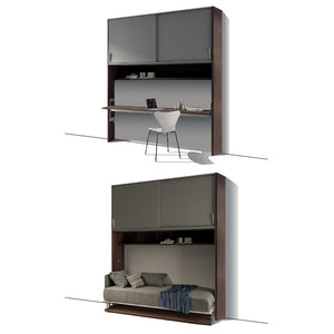 INTELLIGENT HOME OFFICE - HORIZONTAL TWIN