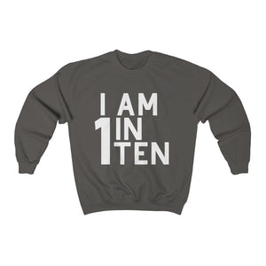 "No, Thanks Endo ""1 in 10"" Sweatshirt"