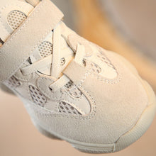 genuine leather mesh school sneakers great Casual children's shoes - nativware.com