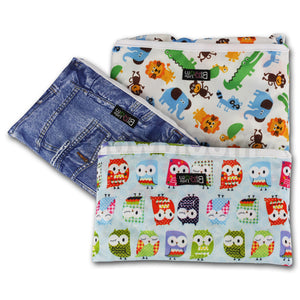 Baby Portable Foldable Washable Compact Travel Nappy Diaper Changing Mat Waterproof Baby Floor Mat Change Play Mat - nativware.com