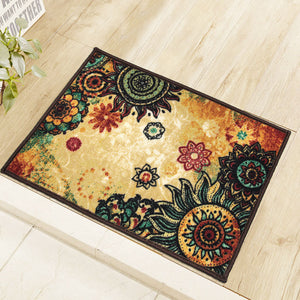European style entry  rectangular living room bedroom home carpet big size . - nativware.com