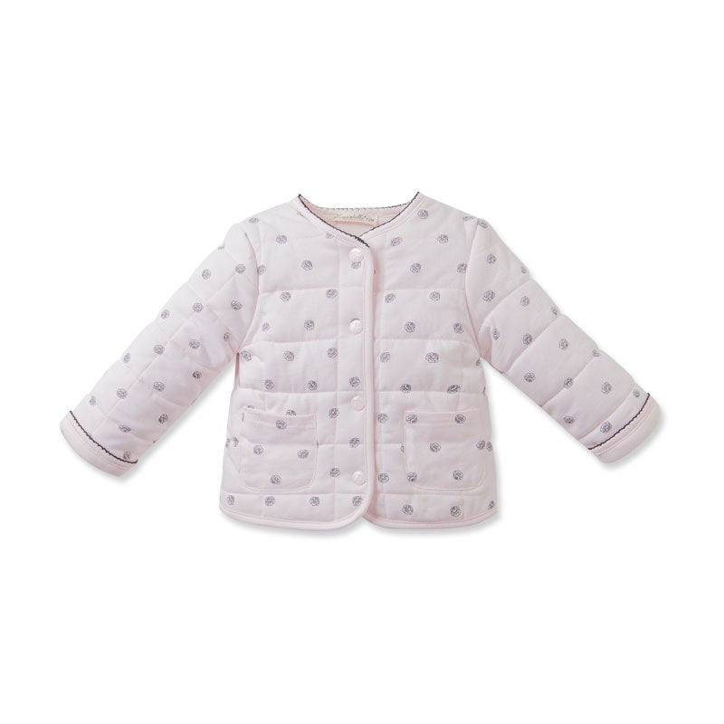 Foxy  autumn baby girls padded  sleepwear coat clothes children  coat - nativware.com