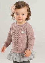 Get your baby girls ready for  autumn with this Stunning ruffles knitted sweater - nativware.com