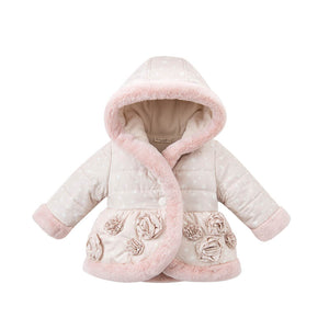 Stunning high quality padding winter Jackets toddler Hooded outerwear - nativware.com