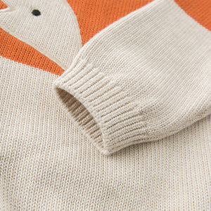 100% cotton Pullovers Clothes for babies Young children knitted sweater - nativware.com