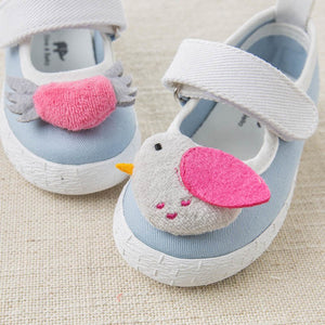boys and girls children's canvas shoes five colors Brand shoes - nativware.com