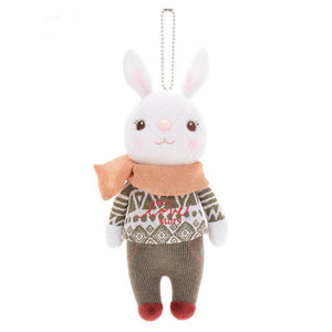 Plush Sweet Cute Lovely Stuffed Pendant Baby Kids Toys for Girls Birthday Christmas Gift 22cm - nativware.com