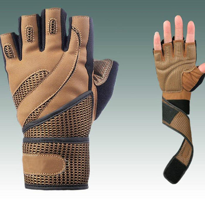 Men Fitness Gloves