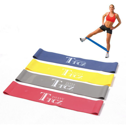 Exercise Resistance Loop Bands Latex Resistance Bands Gym Strength Training Loops Bands Workout Physical Therapy Fitness