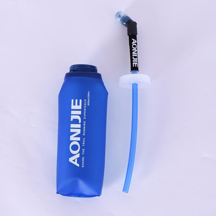 AONIJIE 350ml 600ml TPU Outdoor Sport Bottle Hydro Soft Flask