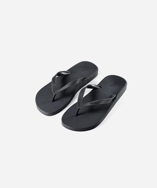 EEGO Men's Flip Flop, in Black Swifteria