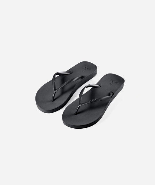 EEGO Women's Flip Flop, in Black Swifteria
