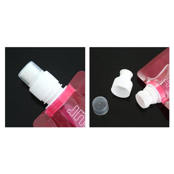 Collapsible Water Bottle 0.5L
