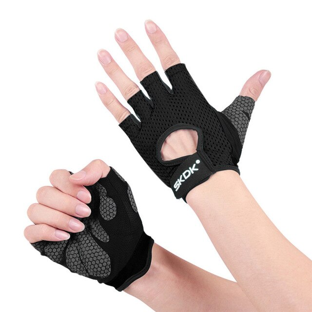 Sport Gloves for Training Gloves with Wrist Support