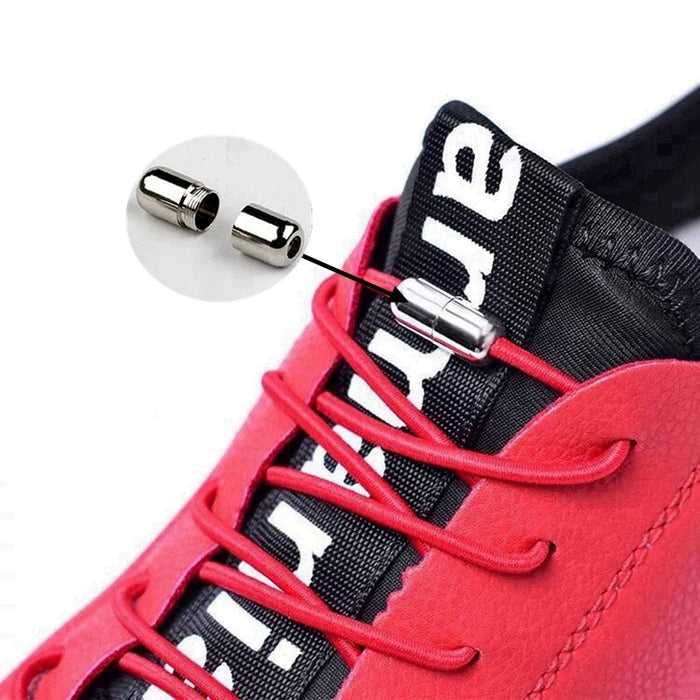 Elastic Lock Shoe Laces