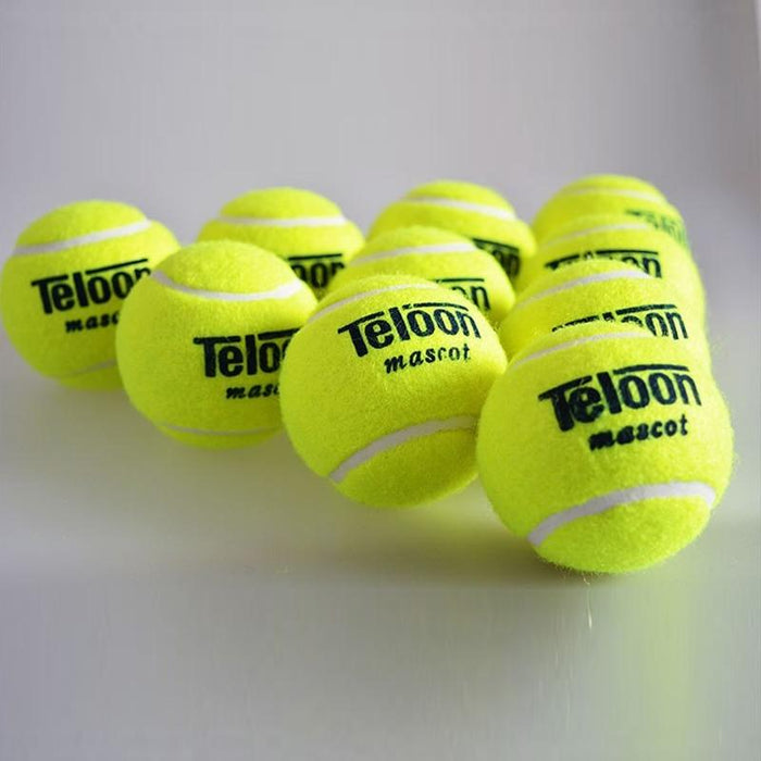 1 pcs synthetic fiber Rubber Competition standard tennis ball