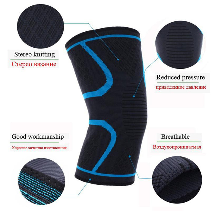 1 Pcs Knee Support Protect Kneepad