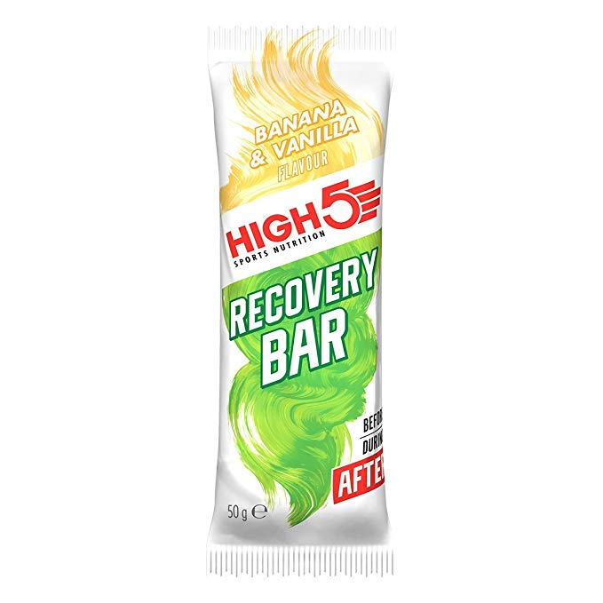 High5 Recovery Bar with Chocolate Coating (By box)