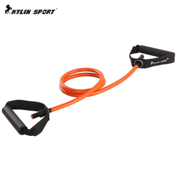 KYLIN Fitness Equipments Workout Resistance Bands Latex 4pcs/set