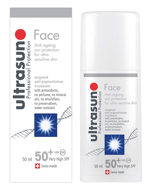 High 50+ Face Anti-Pigmentation 50ml | Skin Care | Ultrasun