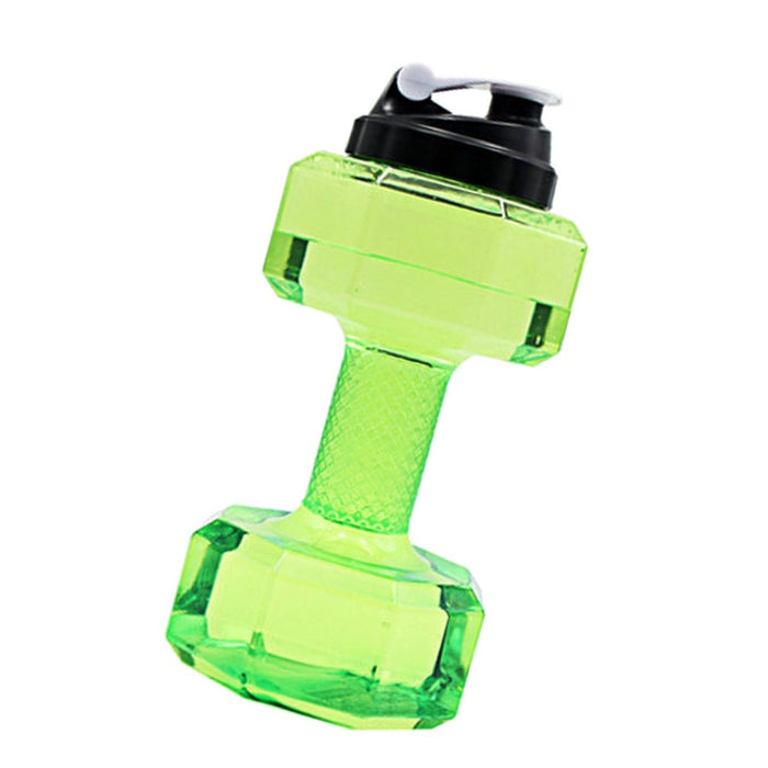 2.2L Pocket Dumbbell Shape Water Bottle