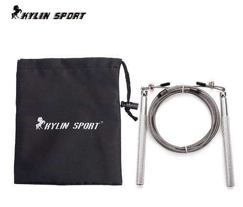 KYLIN skipping rope with alumunum handle / wire length 3 meters