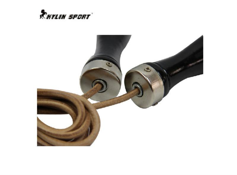 KYLIN Bearing professional authentic cowhide jump rope