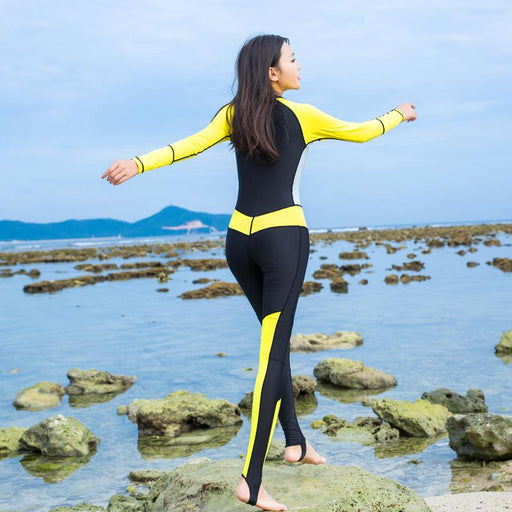 0.5mm Lycra Women Diving Suits(Wetsuits)
