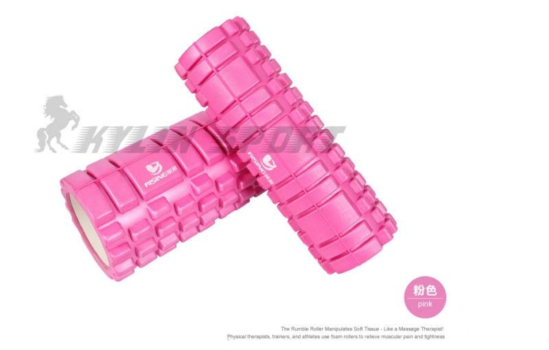 KYLIN The set of foam roller  relax column 4colors gym fitness sporting equipment