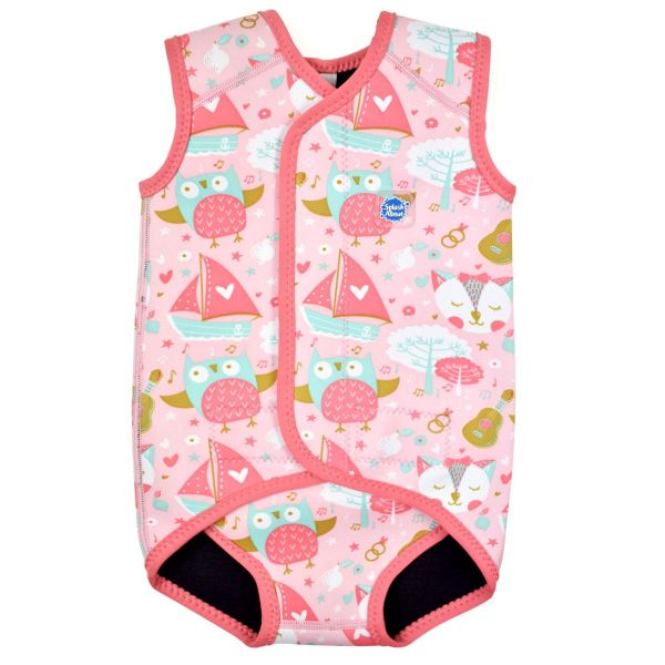 Baby Wrap™ Owl & The Pussycat | Swimming | Splash About