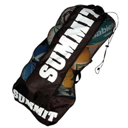 Sports Mesh Ball Bag (Holds 12 Inflated Balls) | Sports Equipment | Summit
