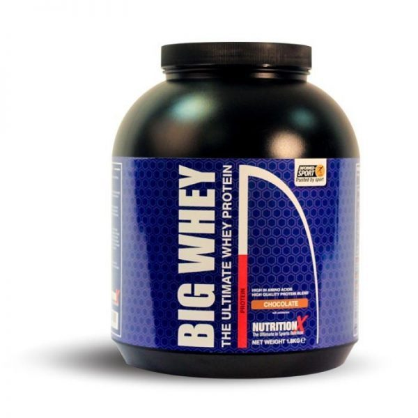 NutritionX Big Whey 1.8kg (Chocolate) | Protein | Nutrition X