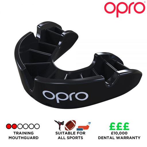 Opro Bronze Mouthguard (Adult 10+) | Mouthguard | OproShield